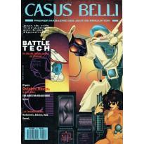 Casus Belli N° 51 (magazine de jeux de rôle) 001
