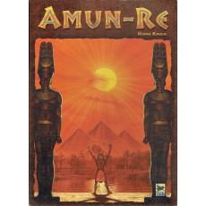Amun-Re (jeu de stratégie - Règles en VF)
