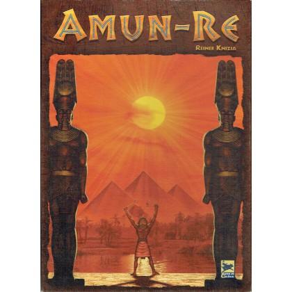 Amun-Re (jeu de stratégie - Règles en VF) 001