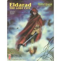 Eldarad The Lost City (rpg Runequest en VO) 001