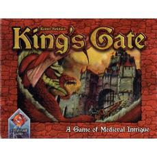 King's Gate - A Game of Medieval Intrigue (jeu de stratégie FFG)