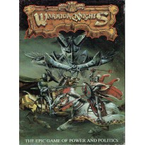 Warrior Knights - The epic game of Power and Politics (jeu de stratégie en VO)