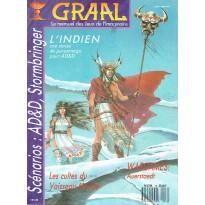 Graal N° 16 (Mensuel de jeux de rôles)