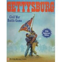 Gettysburg - Civil War Battle Game (wargame Avalon Hill) 001