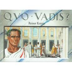 Quo Vadis ? (jeu de stratégie - Règles en VF)