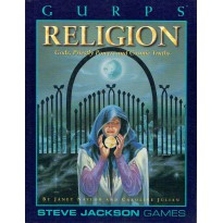 Religion (GURPS Rpg Second edition en VO) 001