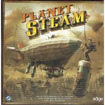 Planet Steam (jeu de stratégie Edge en VF)