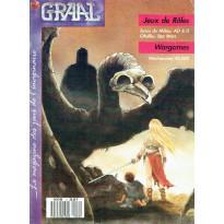 Graal N° 2 (Mensuel de jeux de rôles) 001