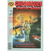 Chroniques d'Outre Monde N° 11 (magazine de jeux de rôles) 001