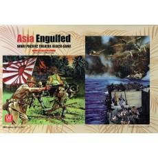 Asia Engulfed - WWII Pacific Theatre 1941-1945 (wargame GMT)