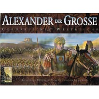 Alexander der Grosse (jeu de stratégie en VO & règles en VF) 001