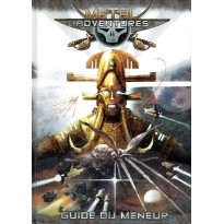 Metal Adventures - Guide du Meneur (jdr Matagot en VF)
