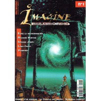 Imagine - Multimondes N° 1 (magazine de jeux de rôles) 003