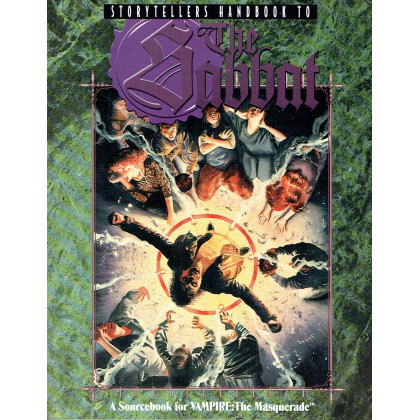 Storytellers Handbook to the Sabbat (Vampire The Masquerade jdr en VO) 002
