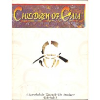 Children of Gaja - Tribebook 3 (jdr Werewolf The Apocalypse en VO) 001