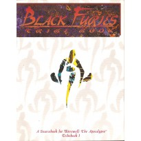 Black Furies - Tribebook 1 (jdr Werewolf The Apocalypse en VO) 001
