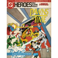 Pawns of time (DC Heroes)