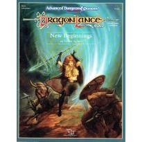 Dragonlance - DLS1 New Beginnings (AD&D 2ème édition) 001