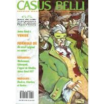 Casus Belli N° 65 (magazine de jeux de rôle) 002