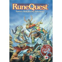 Runequest - Fantasy RolePlaying Adventure (Livre de base Third Edition en VO) 002