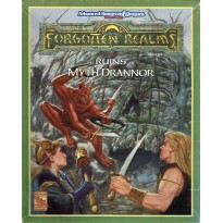 The Ruins of Myth Drannor - Boxed set (AD&D 2ème édition - Forgotten Realms) 001