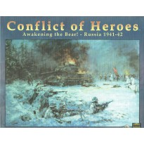 Conflict of Heroes - Awakening the Bear! Russia 1941-42 (wargame en VO)