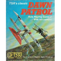 Dawn Patrol - RPG of WW1 Air Combat (wargame aérien en VO de TSR) 001