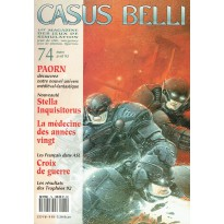 Casus Belli N° 74 (magazine de jeux de rôle) 002