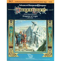 Dragonlance - DL7 Dragons of Light (jdr AD&D 1ère édition) 002