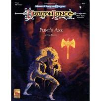 Dragonlance - DLQ2 Flint's Axe (AD&D 2ème édition) 001