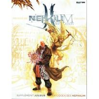 Le Codex des Nephilim - Supplément Joueur (jdr Nephilim Révélation 3ème édition) 001