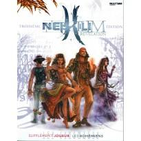 Les Bohémiens - Supplément Joueur (jdr Nephilim Révélation 3ème édition) 001