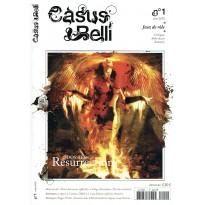 Casus Belli N° 1 (magazine de jeux de rôle 3ème édition) 001