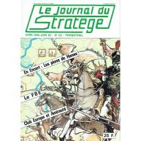 Le Journal du Stratège N° 62 (revue de jeux d'histoire& de wargames) 001