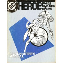 Game Master's Manual (DC Heroes)