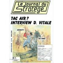 Le Journal du Stratège N° 40 (revue de jeux d'histoire& de wargames) 001