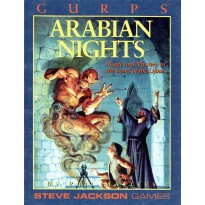 Arabian Nights (jdr GURPS Second edition en VO) 001