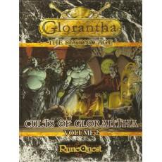 Cults of Glorantha - Volume 2 (Runequest IV - Glorantha)