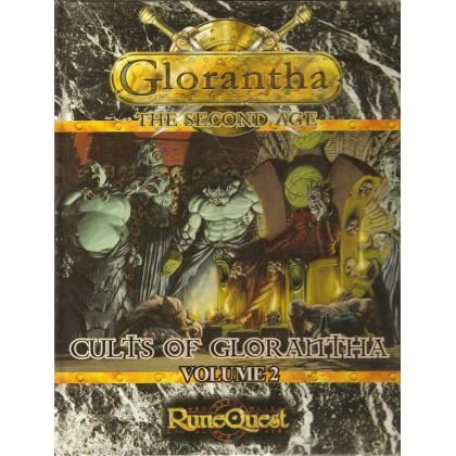 Cults of Glorantha 2 (Runequest IV Glorantha)
