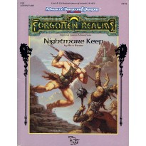 FA2 Nightmare Keep (AD&D 2ème édition - Forgotten Realms) 001