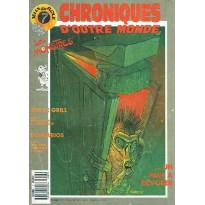 Chroniques d'Outre Monde N° 7 (magazine de jeux de rôles) 001