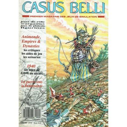 Casus Belli N° 46 (magazine de jeux de rôle) 002