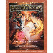 FR3 Empires of the Sands (jdr AD&D 1ère édition - Forgotten Realms) 001
