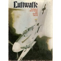 Luftwaffe - The Game of Aerial Combat over Germany 1943-45 (wargame Avalon Hill) 001