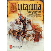 Britannia - Game of the Birth of Britain (jeu de stratégie en VO) 002