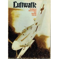 Luftwaffe - The Game of Aerial Combat over Germany 1943-45 (wargame Avalon Hill) 002