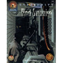 Star*Drive - Red Starrise (Rpg Alternity de TSR Inc.) 001