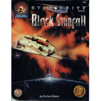 Star*Drive - Black Starfall (Rpg Alternity de TSR Inc.) 001