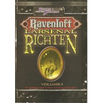 Ravenloft - L'Arsenal Van Richten Volume 1 (jdr Sword & Sorcery d20 System en VF) 001