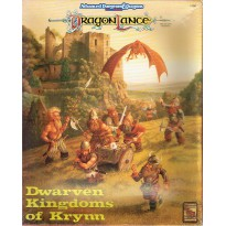 Dragonlance - Dwarven Kingdoms of Krynn - Box Set (jdr AD&D 2ème édition) 001